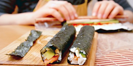 $39 -- Hands-On Sushi-Making Class w/Sake, Reg. $65