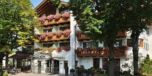 149 € -- Alpen: Luxustage in Oberammergau mit Dinner, -55%