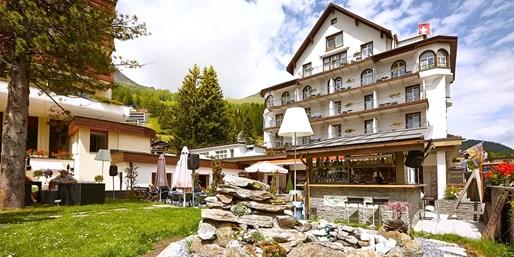 119 € -- Davos: Urlaub in imposanter Bergwelt mit Menü, -57%