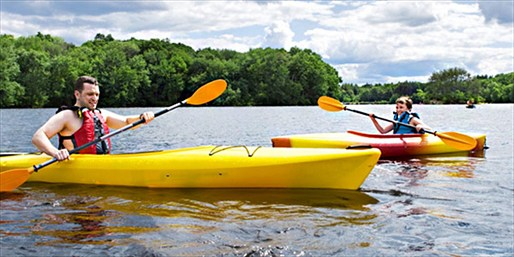 $10 & up -- Kayak or Paddleboard Lake Ray Hubbard, 50% Off