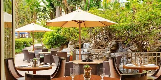 Fairmont Santa Monica: 4 Alfresco Drinks from $30