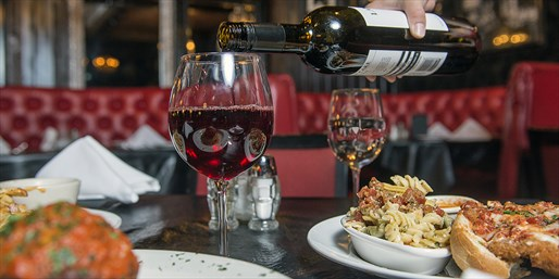 $19 -- Capo's Italian Speakeasy: Save 55% on Lunch for 2