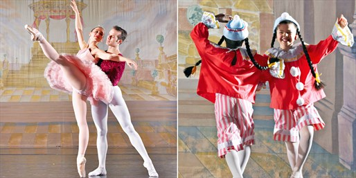 $30 -- Jos� Mateo Ballet Theatre's 'Nutcracker' in Cambridge