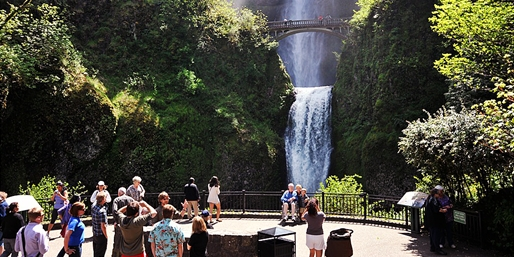 $59 -- Columbia Gorge Wine & Waterfalls Tour, Reg. $135