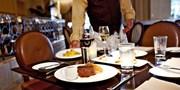 Ritz-Carlton: 'Elegant' 3-Course Dinner for 2, Save 40%
