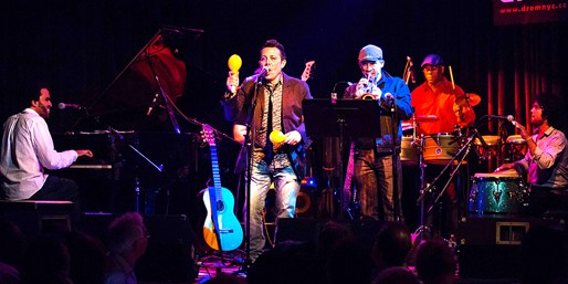 $29 -- Cuban Jazz Concert & Dinner, Save $40