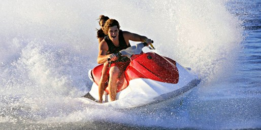 $85 -- Key Largo Jet Ski & Kayak: Rental for up to 3 People