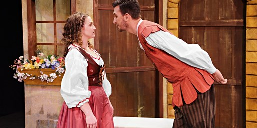 $10 -- 'The Taming of the Shrew' at Victoria Gardens