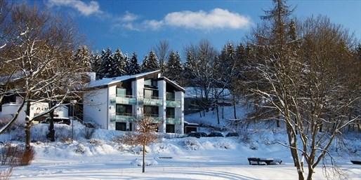 99 € -- Harz: Wintertage im Designhotel mit Menü & Spa, -50%