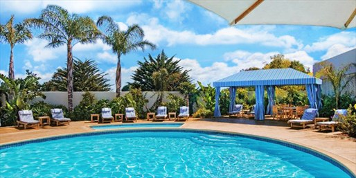 60% Off Monterey Spa Day w/Massage, Facial, Pool & Mimosa