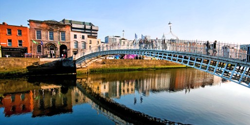 £99 -- Central Dublin Hilton Escape inc Breakfast & Extras