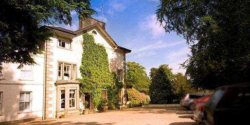 £149 -- Gourmet Cumbria Getaway inc Dining & Wine, Save 56%