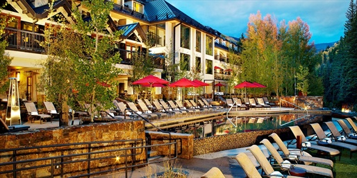 $109 -- Vail Cascade: Massage & Pool Day w/Wine, Reg. $195