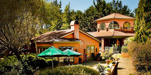 Travelzoo Deal: $129 -- Sonoma Coast Villa Retreat for 2, Reg. $265