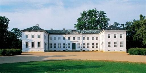 149 € -- Luxuriöses Schloss bei Berlin mit Dinner, -42%