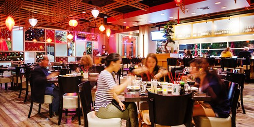 $30 -- Howard Wang's: 'Sophisticated' Chinese for 2, 50% Off