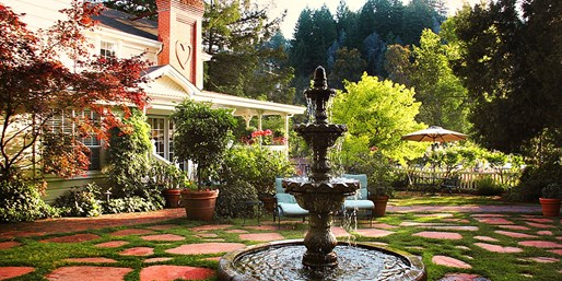Travelzoo Deal: $189 -- Sonoma Inn w/Breakfast & Tasting for 2, Reg. $339