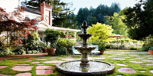 Travelzoo Deal: $179 -- Sonoma Inn w/Breakfast & Tasting for 2, Reg. $339