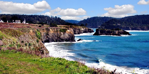 $109 -- Coastal Mendocino Escape through July, Reg. $318