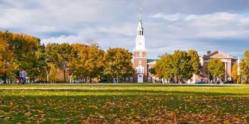 $189 -- Historic New England Retreat at Dartmouth, Save 40%