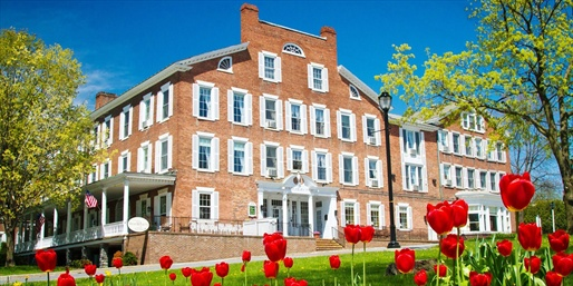 Vermont: Historic Inn Retreat w/Breakfast, 50% Off, From $99