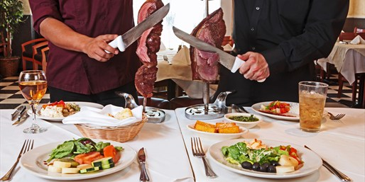 $39 -- Unlimited Brazilian Steakhouse Dinner for 2, Reg. $70