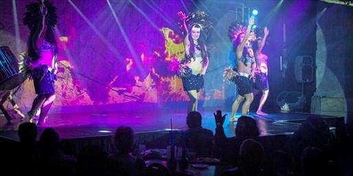 $49 -- Treasure Island: Luau Dinner Show w/Drink, Reg. $75
