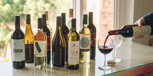 $99 -- 12 Bottles of Wine incl. Gold Medal Winner, Save 60%