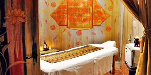 $45 -- Traditional Thai Spa: Hourlong Massage, Reg. $105