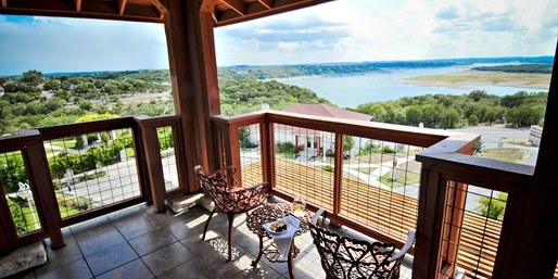 $79 -- Texas: Lake Travis Retreat for up to 4 w/Breakfast