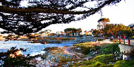 Travelzoo Deal: $349 -- Pacific Grove: Romantic 2-Night Escape, Reg. $633