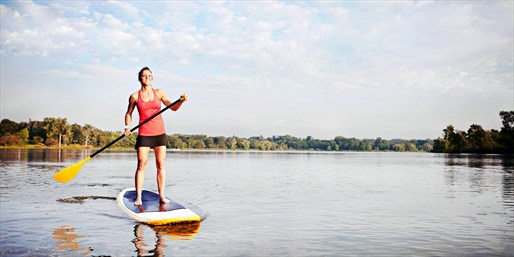 $15 & up -- Kayak or Paddleboard on Town Lake, 60% Off