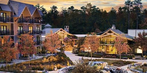 $149 -- Scenic Callaway Gardens Lodge w/Breakfast, Reg. $259