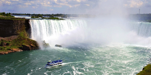 Travelzoo Deal: $63 -- Niagara Falls Spring Escape, Reg. $167
