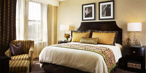 $99 -- Boutique Dubuque Hotel incl. Weekends, 55% Off
