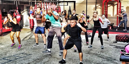 $19 -- Santa Monica: 4 Fitness Classes, Reg. $60