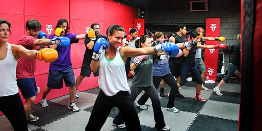 $25 -- Santa Monica: 5 Fitness Classes, Reg. $75