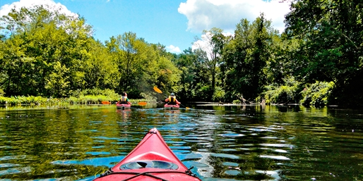 $69 -- Summer Kayak or Bike Excursion from NYC, Reg. $130