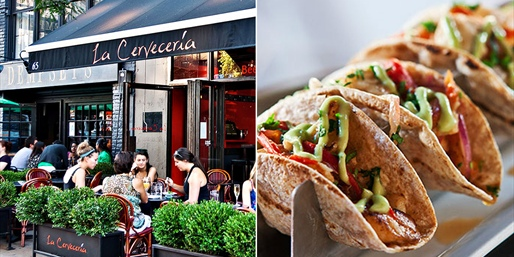 $20 -- Alfresco Brunch at Zagat & Subscriber Pick, Half Off