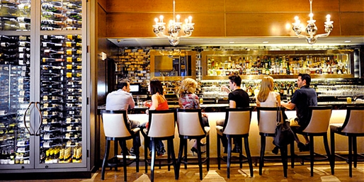 Theater District: Save 45% on Lunch or Dinner for 2