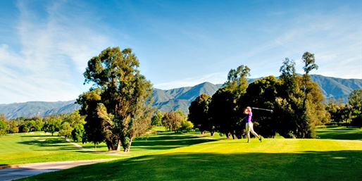$89 -- Conde Nast Pick: Ojai Valley Golf, Reg. $186