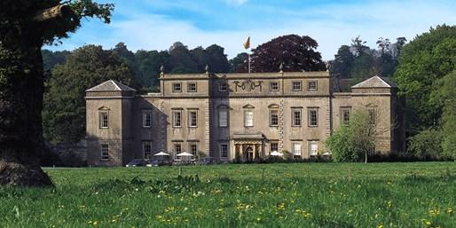 £99 -- Luxury Country-Mansion Escape w/Breakfast, near Bath