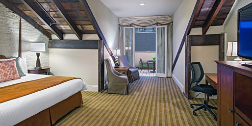 St. James Hotel in New Orleans