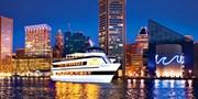 Dinner Cruises on CBS-Praised Spirit of Baltimore, Save 40%