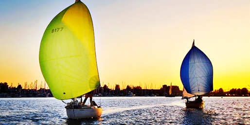 $79 -- SF Bay: 'Spectacular' Sunset Sail w/Bubbly, Reg. $138