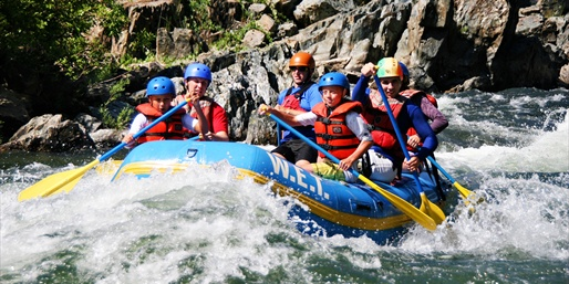 $59 -- American River White-Water-Rafting Trip, Reg. $119