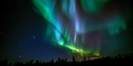 £169 -- Northern Lights Night-Flight Experience, Save 23%