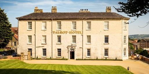 £229 -- North Yorkshire: 2-Night Hotel Stay w/Gourmet Dinner