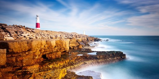 £89 -- Dorset Jurassic Coast Hotel w/Meals, up to 48% off