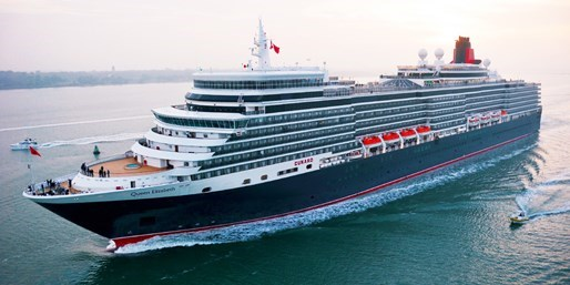 1490 € -- Ostsee-Kreuzfahrt auf der Queen Elizabeth, -510 €